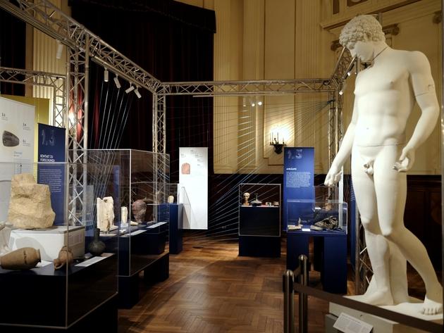 Kosmos Ausstellung