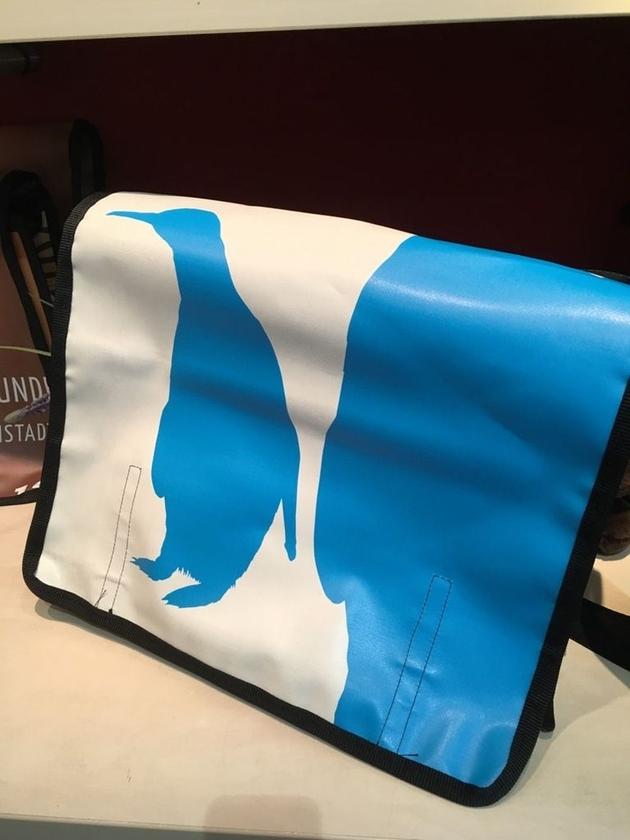 Tasche aus Werbebanner