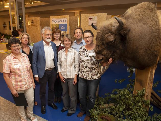 Konferenz der Arten Pressebild