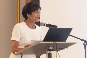 Bürgermeisterin Gabriele Klingmüller, Stadt Bonn bei der Konferenz der Arten 2019
