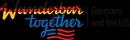 Logo wunderbar together Fulbright und das Deutschlandjahr USA